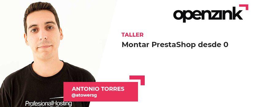 Ponente Antonio Torres
