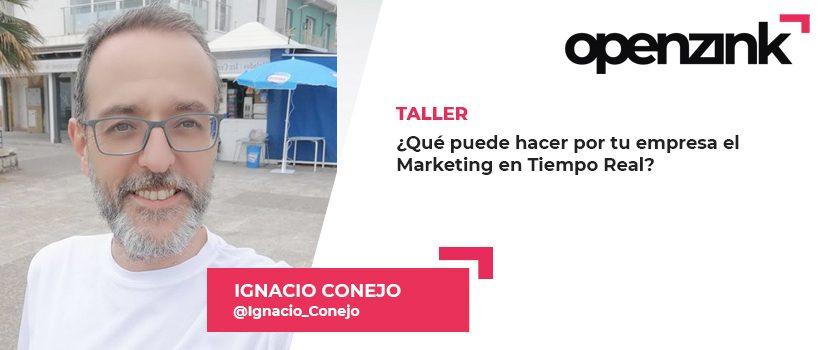 Ponente: Ignacio Conejo