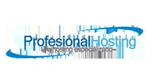 Patrocinador Plata: Profesional Hosting
