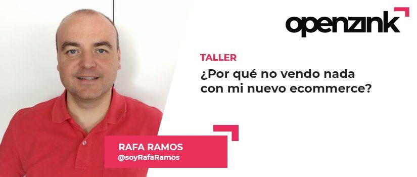 Ponente: Rafa Ramos